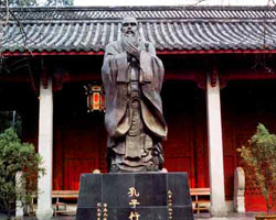 Confucius Temple in Shandong