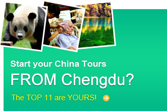 China Tour from Chengdu
